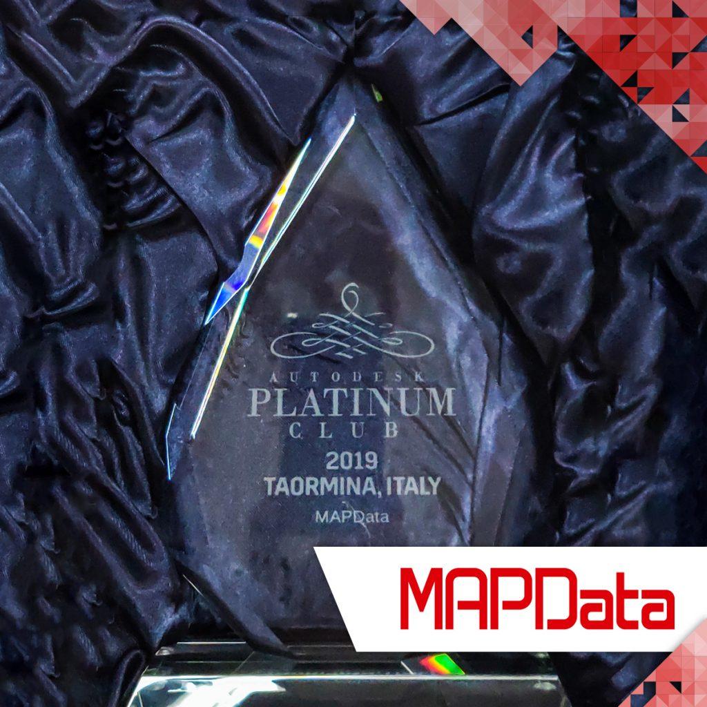 Prêmio Autodesk Platinum Club 2019