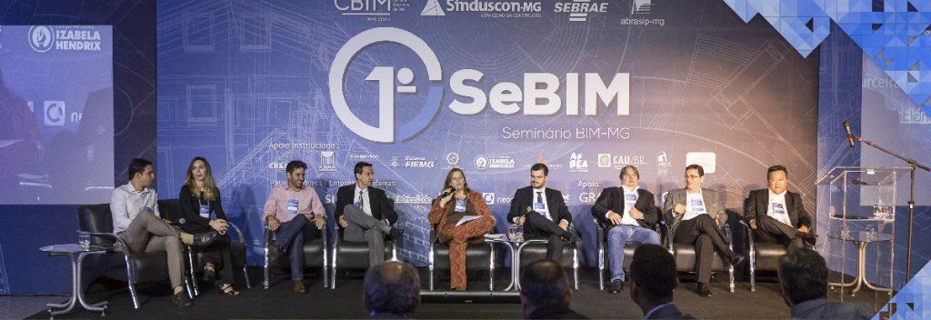 Banner SeBIM 1ª Edição