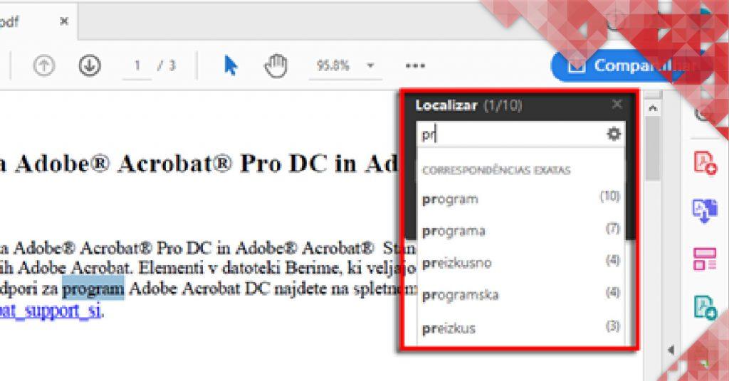 Novidades no Adobe Acrobat DC 2019 - Imagem
