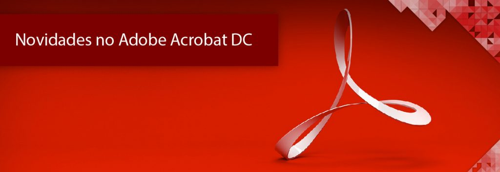 Banner Adobe Acrobat DC