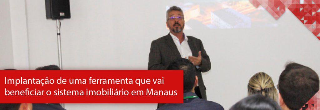 Banner Implantação Plataforma BIM em Manaus