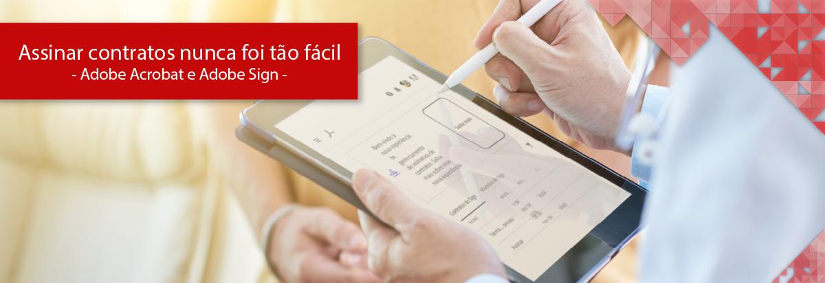 Conheça a Adobe Document Cloud: crie, compartilhe e assine documentos de forma rápida e fácil