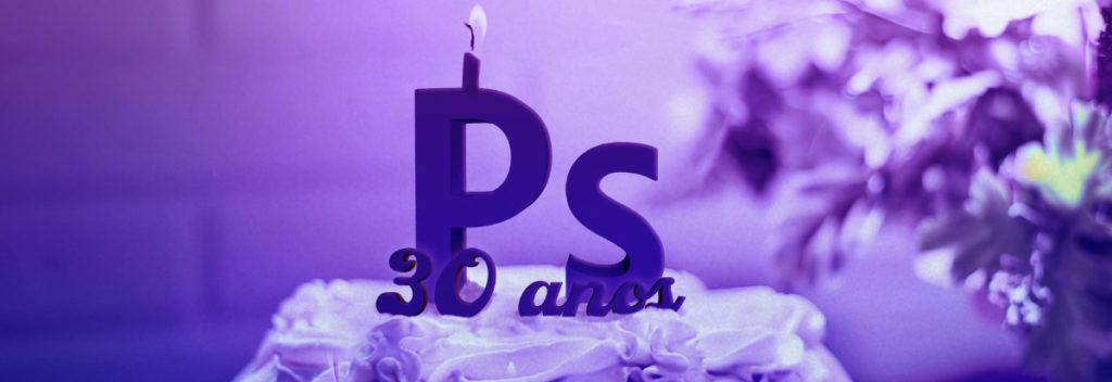 Aniversário de 30 anos de Photoshop na MAPData
