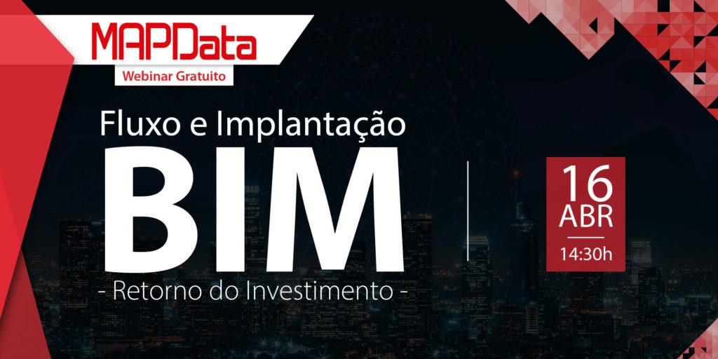Webinar BIM: Retorno do investimento