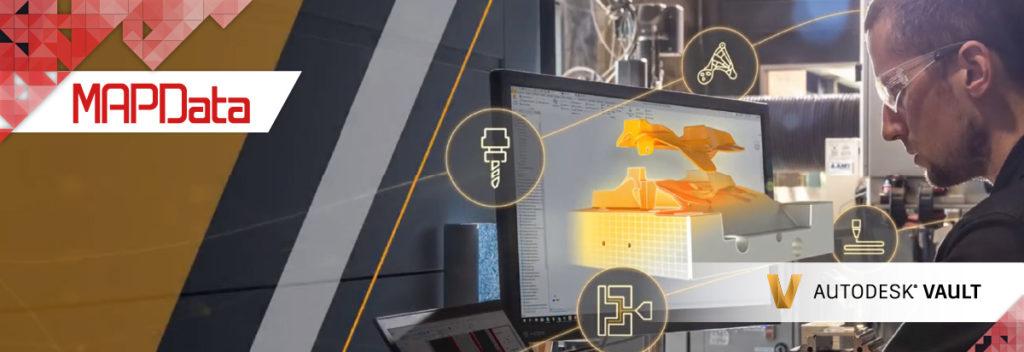 Gerenciando documentos na engenharia com o Autodesk Vault