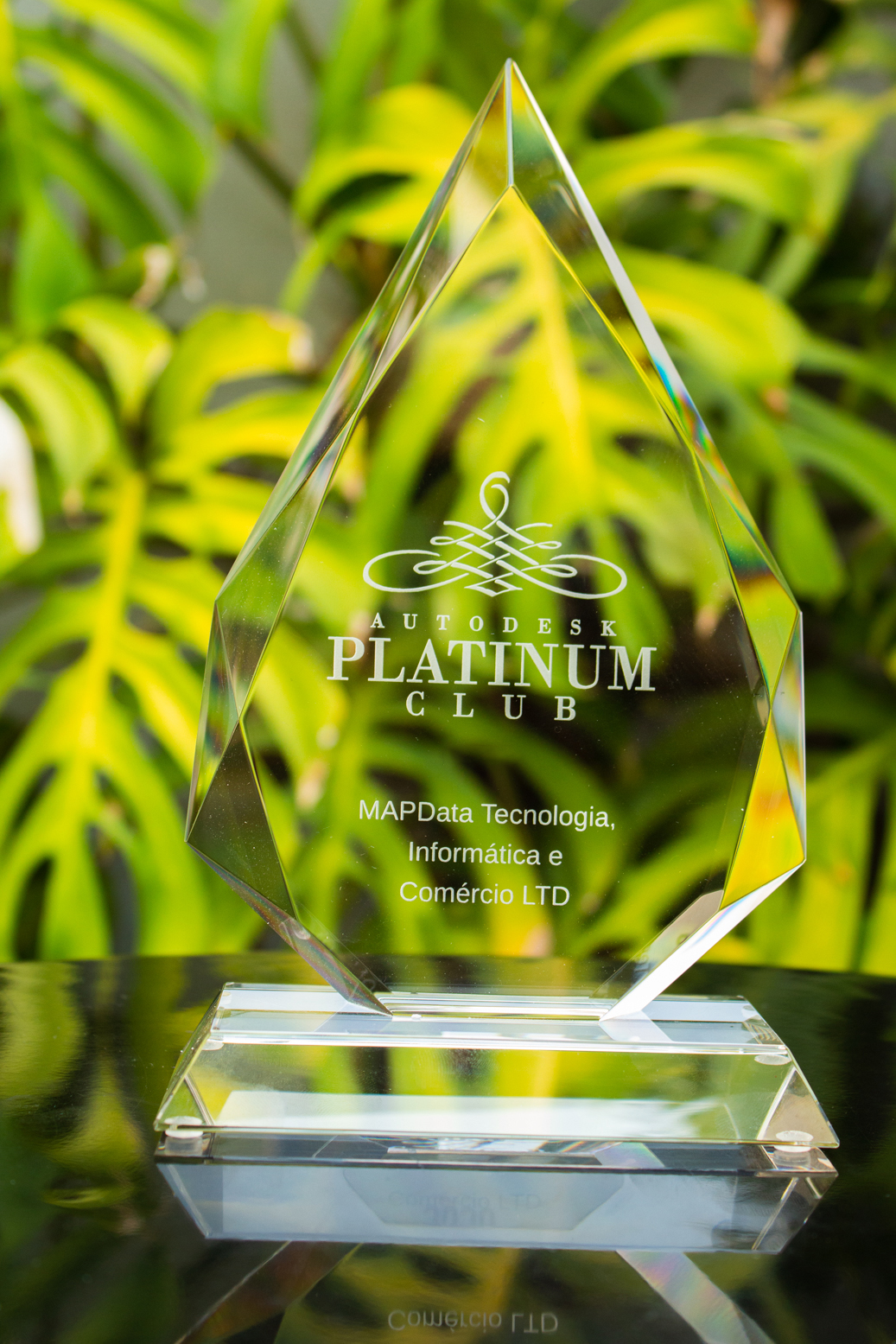 Prêmio Autodesk Platinum Club Award 2021
